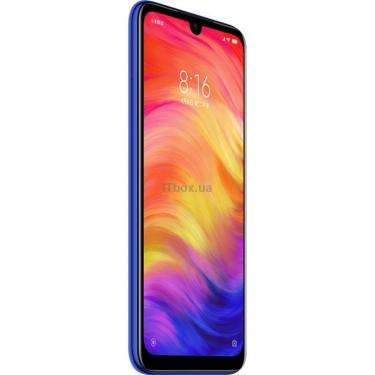 Мобільний телефон Xiaomi Redmi Note 7 4/64GB Neptune Blue - фото 4