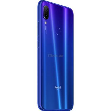 Мобільний телефон Xiaomi Redmi Note 7 4/64GB Neptune Blue - фото 5