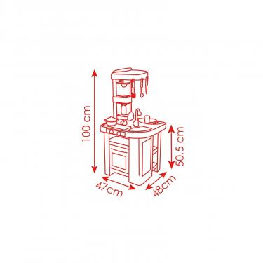 "Игровой набор Smoby Інтерактивна кухня ""Тефаль. Студіо"" зі звук.ефекто Фото 9"