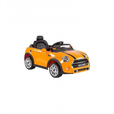 Электромобиль BabyHit Mini Z653R Orange (71146) - фото 6