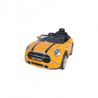 Электромобиль BabyHit Mini Z653R Orange (71146) - фото 1