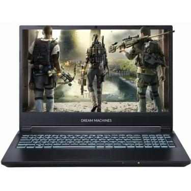 Ноутбук Dream Machines G1660Ti-15 (G1660TI-15UA20) - фото 1