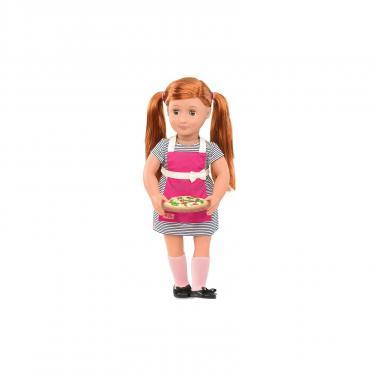 Кукла Our Generation DELUXE Ноа готовит обед с книгой Фото