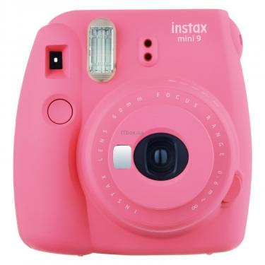 Камера миттєвого друку Fujifilm INSTAX Mini 9 Flamingo Pink (16550784) - фото 1