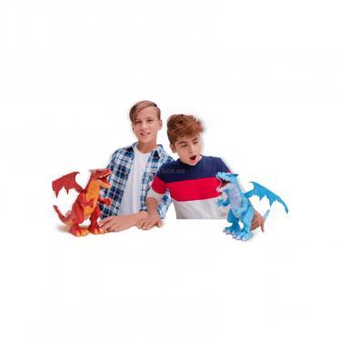 Интерактивная игрушка Pets & Robo Alive Robo Alive - Снежный дракон Фото 6