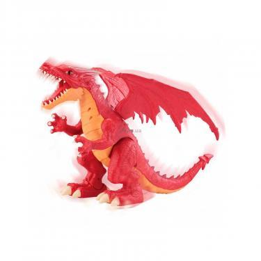 Интерактивная игрушка Pets & Robo Alive Robo Alive - Огненный дракон Фото 1