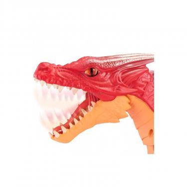 Интерактивная игрушка Pets & Robo Alive Robo Alive - Огненный дракон Фото 2