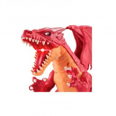 Интерактивная игрушка Pets & Robo Alive Robo Alive - Огненный дракон Фото 4