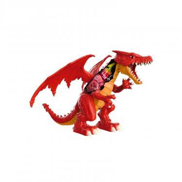 Интерактивная игрушка Pets & Robo Alive Robo Alive - Огненный дракон Фото 5