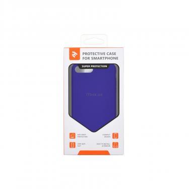 Чехол для моб. телефона 2E Apple iPhone 7/8 Plus, Liquid Silicone, Deep Purple (2E-IPH-7/8P-NKSLS-DP) - фото 3