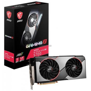 Відеокарта MSI Radeon RX 5700 8192Mb GAMING X (RX 5700 GAMING X) - фото 1
