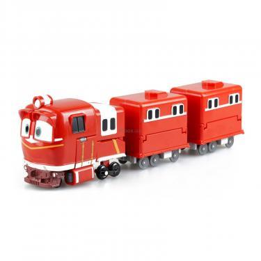 Игровой набор Silverlit Robot Trains Альф Фото 1
