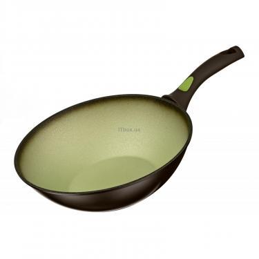 Сковорода Ardesto Avocado Wok 28 см (AR2528WA) - фото 3