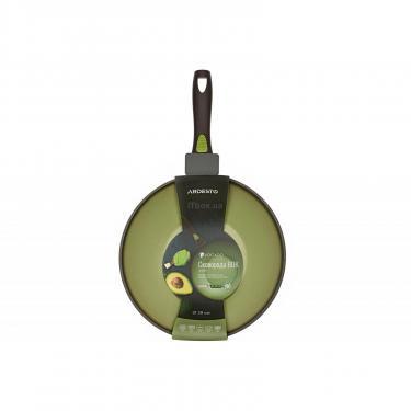 Сковорода Ardesto Avocado Wok 28 см (AR2528WA) - фото 4
