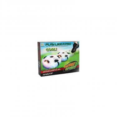 Игровой набор Rongxin Аэромяч со светом для домашнего футбола 18 см Фото 2