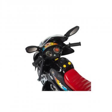 Электромобиль BabyHit Little Racer Black (71628) - фото 3