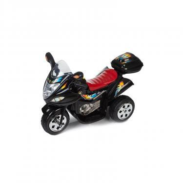 Электромобиль BabyHit Little Racer Black (71628) - фото 1