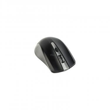 Мышка Gembird MUSW-4B-04-GB Black+Grey Фото 1
