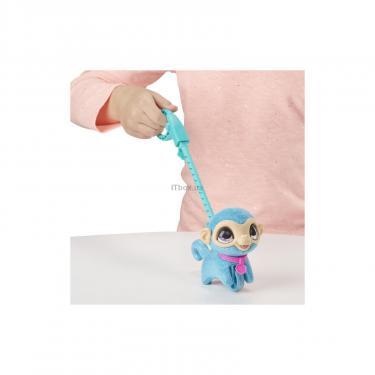 Интерактивная игрушка Hasbro Furreal Friends Маленький питомец на поводке Обезь Фото 2