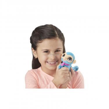 Интерактивная игрушка Hasbro Furreal Friends Маленький питомец на поводке Обезь Фото 4