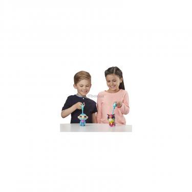 Интерактивная игрушка Hasbro Furreal Friends Маленький питомец на поводке Обезь Фото 7