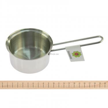 Игровой набор Nic кастрюлька металлическая (9 см) Фото 1