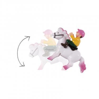 Игровой набор Goki Заводная игрушка Жокей Фото 2