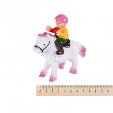 Игровой набор Goki Заводная игрушка Жокей Фото 3