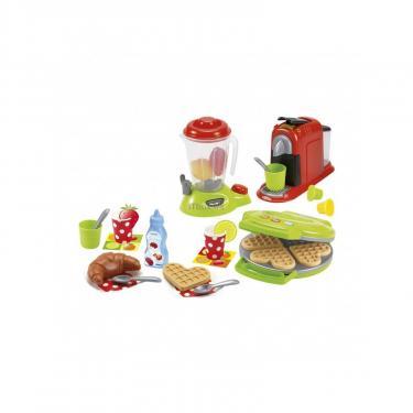 Игровой набор Ecoiffier Chef с посудой и продуктами Фото