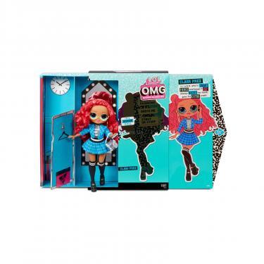 Кукла L.O.L. Surprise! O.M.G S3 - Отличница с аксессуарами Фото 5