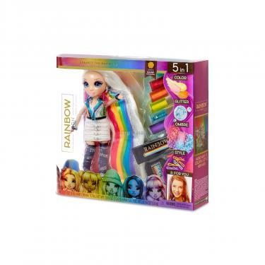 Кукла Rainbow High Стильная прическа (с аксессуарами) Фото 10