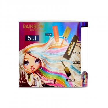 Кукла Rainbow High Стильная прическа (с аксессуарами) Фото 11