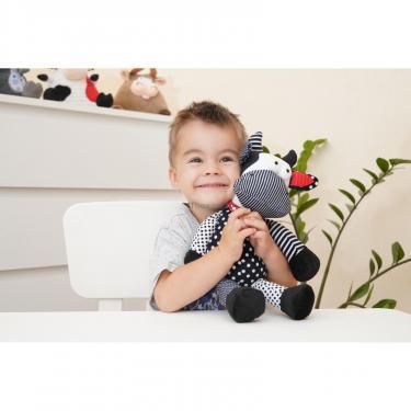 Мягкая игрушка Same Toy Корова / Бык (черно-белый) 30см Фото 1