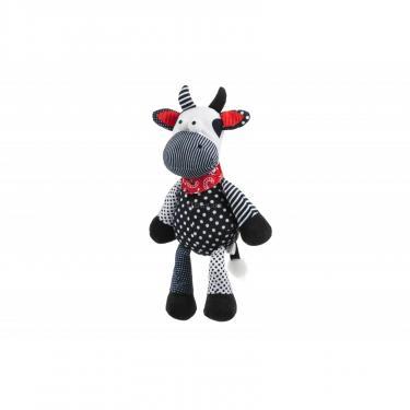 Мягкая игрушка Same Toy Корова / Бык (черно-белый) 30см Фото 2