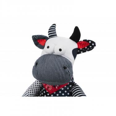 Мягкая игрушка Same Toy Корова / Бык (черно-белый) 30см Фото 3