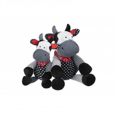 Мягкая игрушка Same Toy Корова / Бык (черно-белый) 30см Фото 4