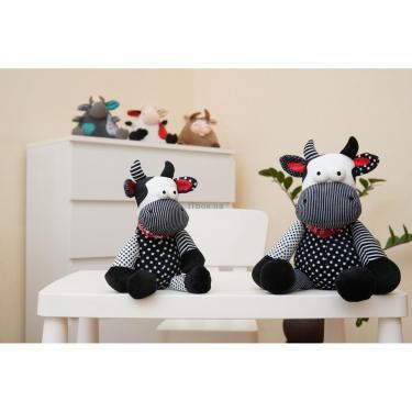 Мягкая игрушка Same Toy Корова / Бык (черно-белый) 30см Фото 5