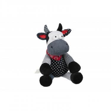 Мягкая игрушка Same Toy Корова / Бык (черно-белый) 30см Фото