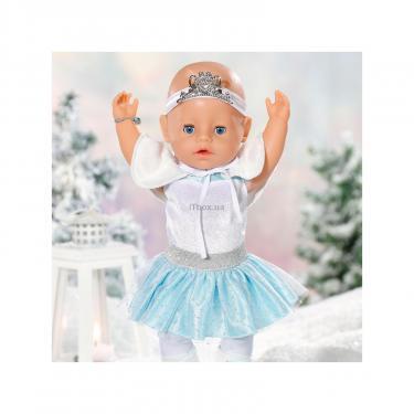 Пупс Zapf Baby Born Нежные объятия Балеринка-снежинка 43 см Фото 2