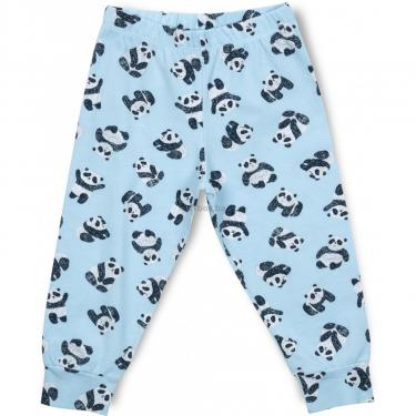 Пижама Matilda с пандами (12122-2-116B-gray) - фото 3