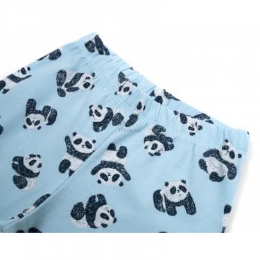 Пижама Matilda с пандами (12122-2-116B-gray) - фото 5