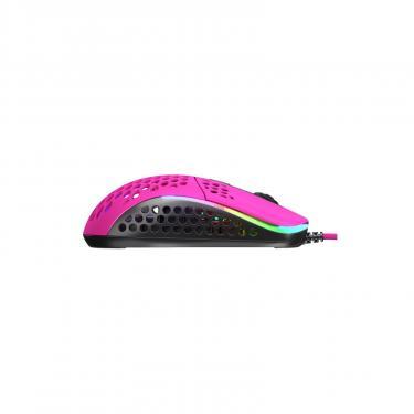 Мышка Xtrfy M42 RGB Pink Фото 3