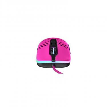 Мышка Xtrfy M42 RGB Pink Фото 4