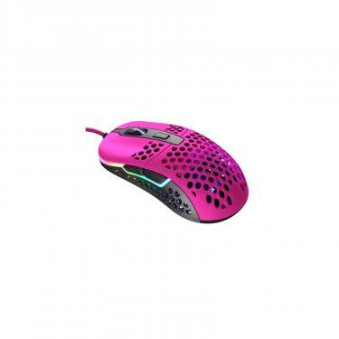 Мышка Xtrfy M42 RGB Pink Фото 5