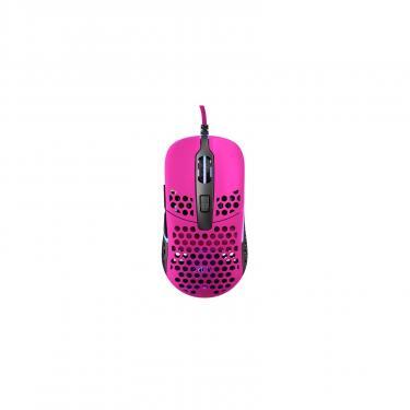 Мышка Xtrfy M42 RGB Pink Фото