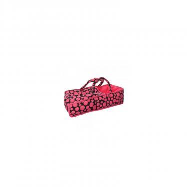 Коляска для кукол Melogo pink/black Фото 1