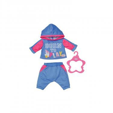 Аксессуар к кукле Zapf Набор одежды Baby Born Спортивный костюм для бега Фото 1
