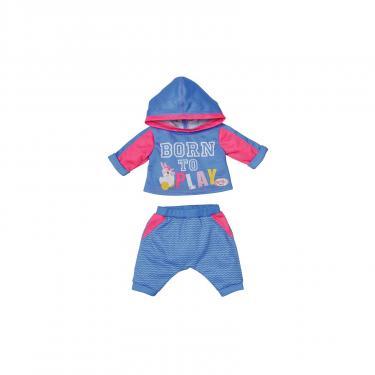 Аксессуар к кукле Zapf Набор одежды Baby Born Спортивный костюм для бега Фото