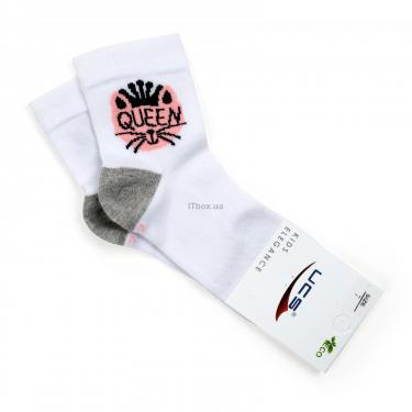 Шкарпетки UCS Socks з котиками (M0C0101-2115-3G-white) - фото 1
