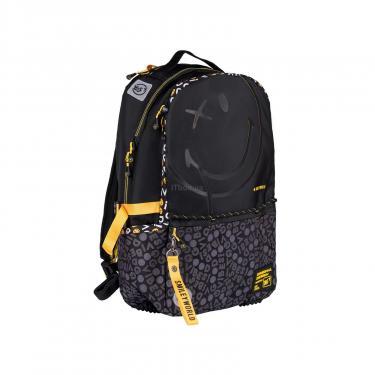 Рюкзак школьный Yes T-124 Smiley World.BlackYellow черный Фото